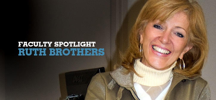 Faculty Spotlight, Ruth Brothers